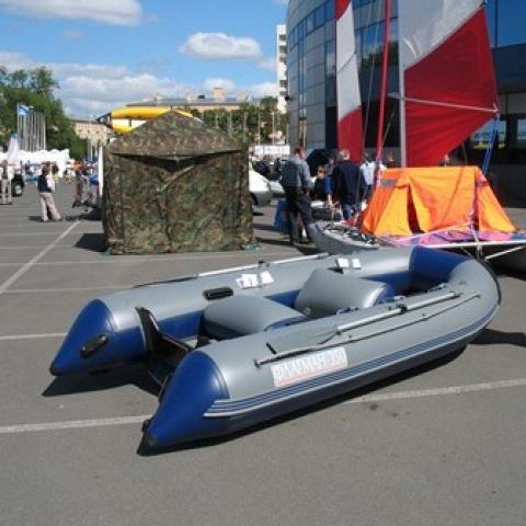 лодка флагман-350-отзывы